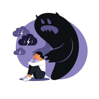 Ataque de medo ou pânico
