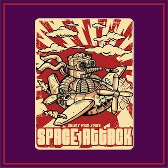 Ataque espacial