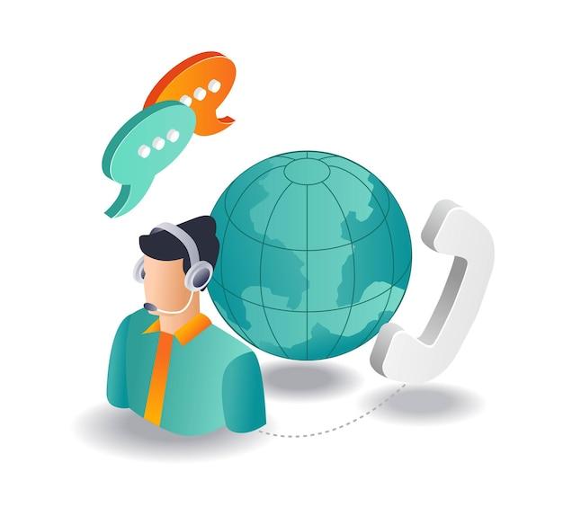 Atendimento ao cliente e suporte 24 horas
