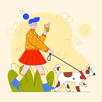 Atividades ao ar livre no verão
