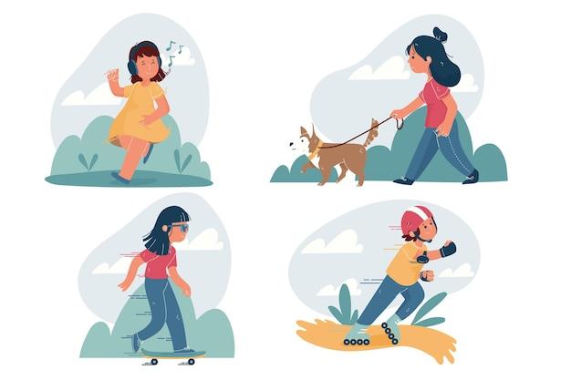 Atividades ao ar livre