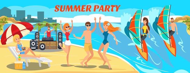Atividades de verão