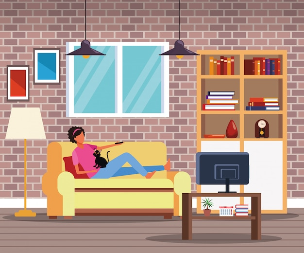 Atividades e tempo livre em casa