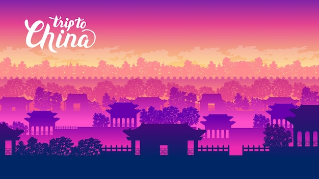 Atrações turísticas com melhor classificação na china