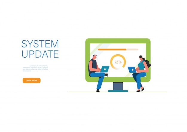 Atualizações do sistema