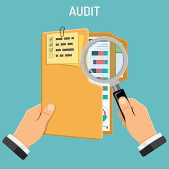 Auditoria, processo tributário, conceito de contabilidade