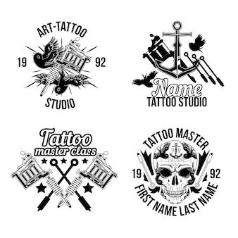 Aula magistral de tatuagem