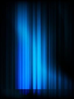 Aurora boreal. abstrato colorido.