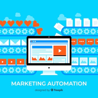 Automação de marketing