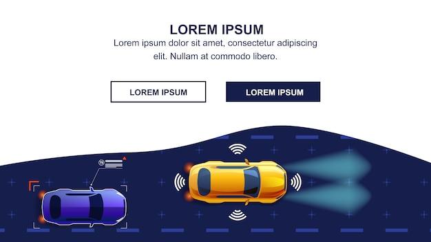 Autonomus car transport
