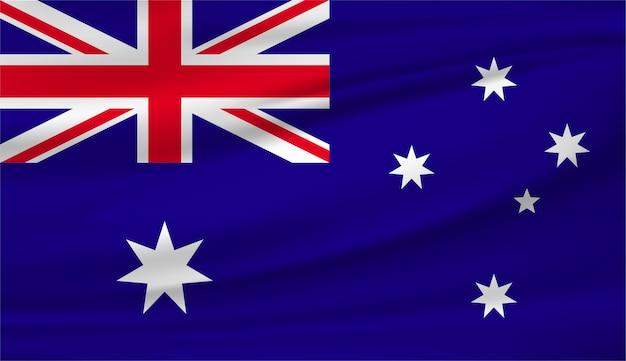 Autralia bandeira nacional