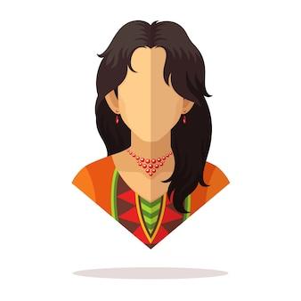 Avatar das mulheres mexicanas