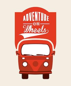 Aventura sobre rodas