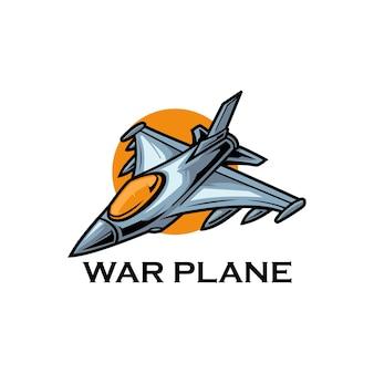 Aviação de voo a jato de avião de guerra