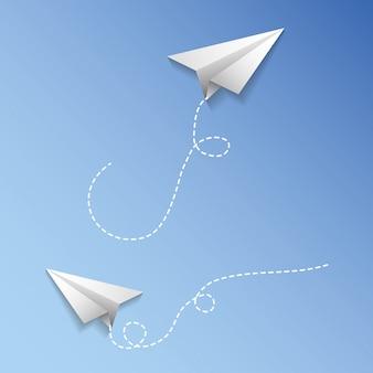 Avião de papel