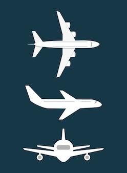 Avião e viagens