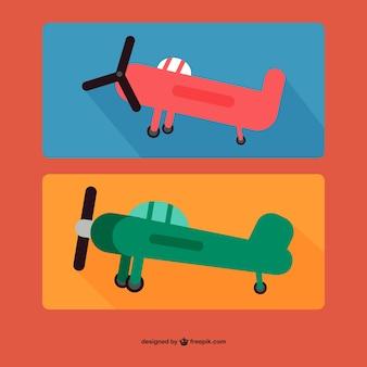 Aviões desenhos animados