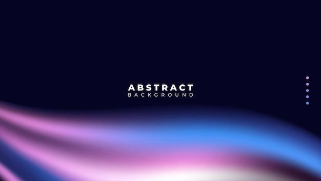 Azul escuro e fundo abstrato gradiente