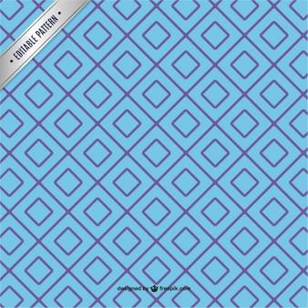 Azul padrão de vetor livre projeto