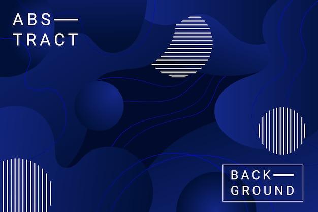 Bacgkround azul clássico abstrato