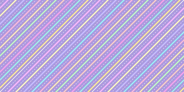 Backgound de listras diagonais pastel