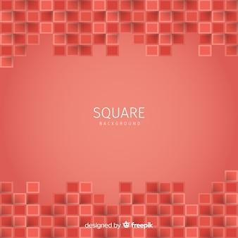 Backgound quadrado