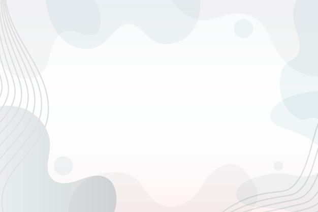 Background branco orgânico