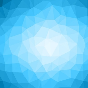 Background light blue abstract