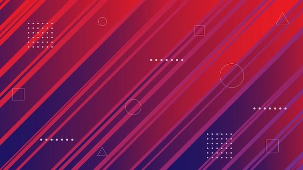 Backround abstrato com linhas