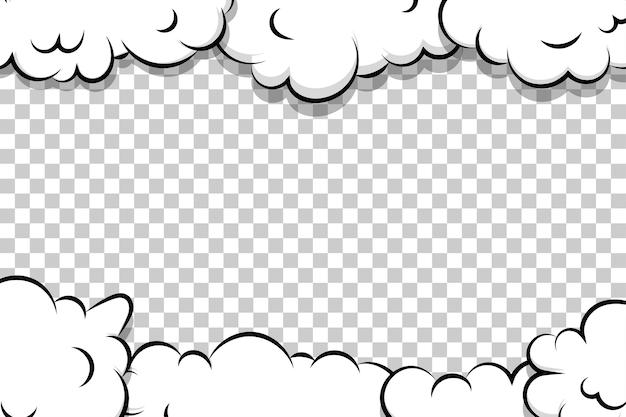 Balão de banda desenhada de banda desenhada para texto