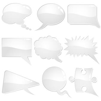 Balões de fala