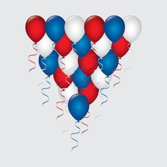 Balões dos eua