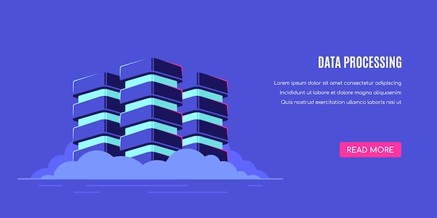Banco de dados, processamento de dados.