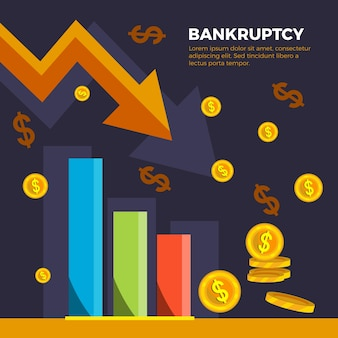 Bancruptcy do projeto liso