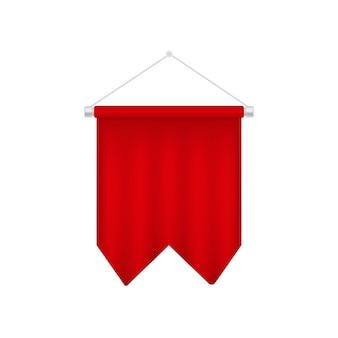 Bandeira 3d realista