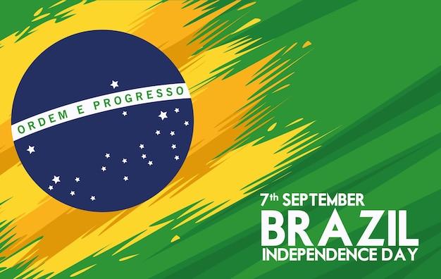 Bandeira da independência do brasil