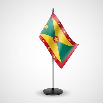 Bandeira da mesa de granada
