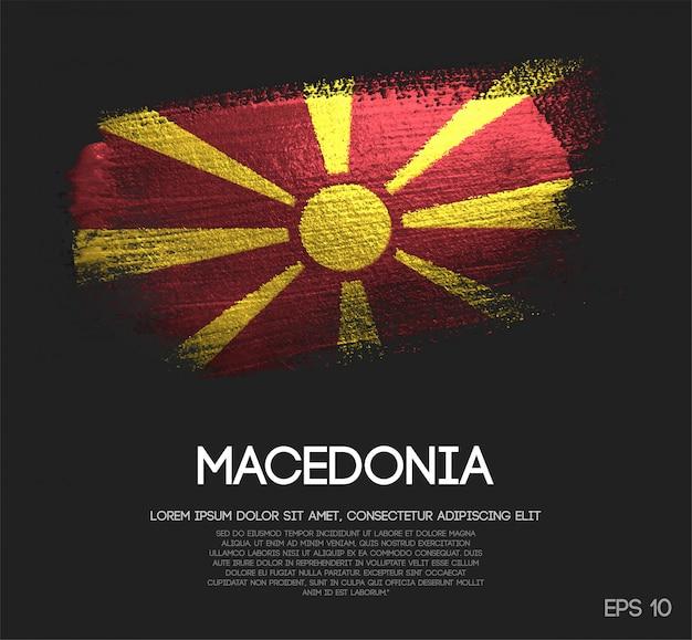 Bandeira da república da macedônia