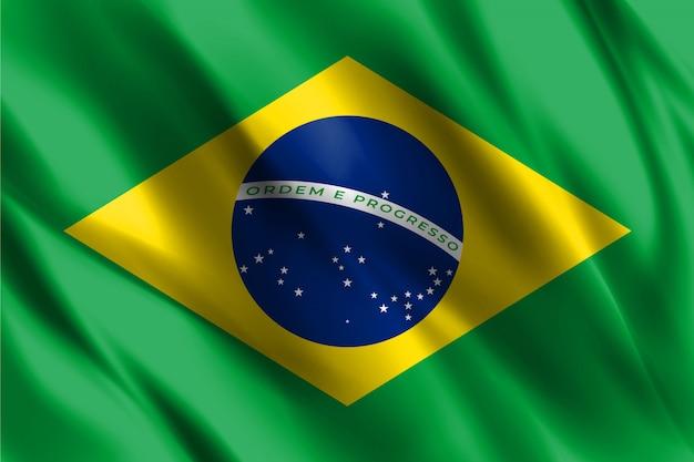 Bandeira da república federativa do brasil