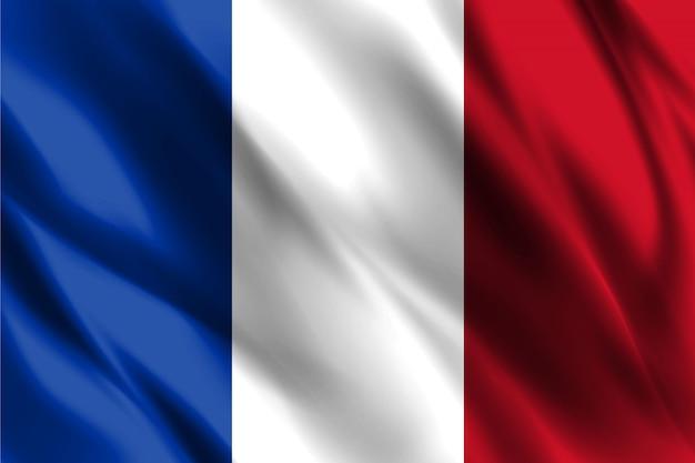 Bandeira da república francesa