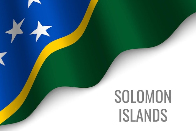 Bandeira das ilhas salomão
