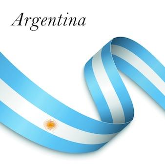 Bandeira de fita