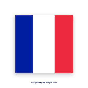 Bandeira, de, frança, fundo