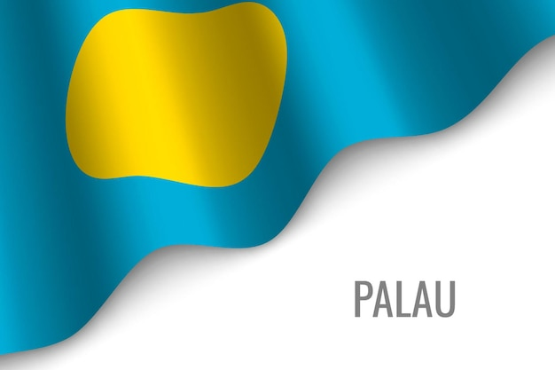 Bandeira de palau