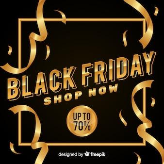Bandeira de venda sexta-feira negra