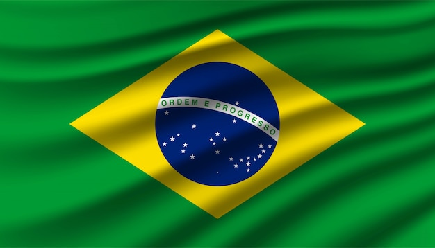 Bandeira do fundo do brasil.