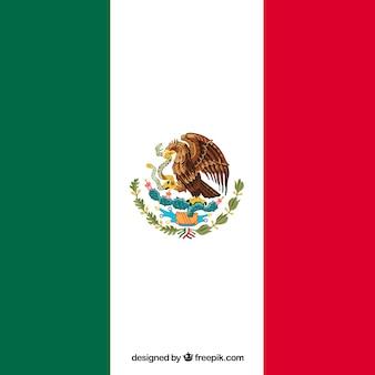 Bandeira do méxico
