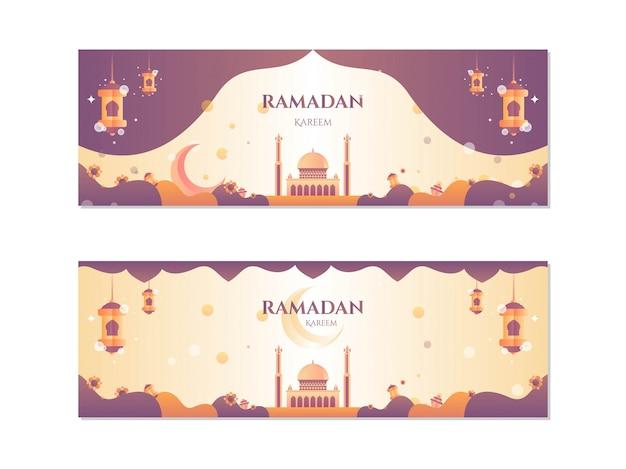 Bandeira do ramadã