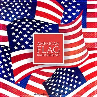 Bandeira, fundo