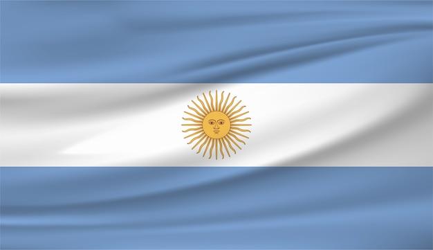 Bandeira nacional argentina